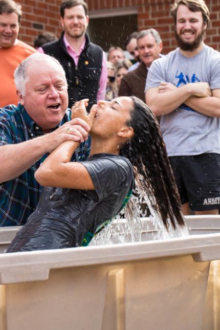 Discovering Baptism