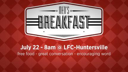 All-LFC Men's Breakfast