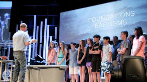 June 2017 LFC-Huntersville Baptisms