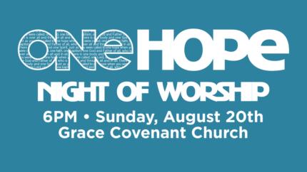 ONE Hope: Night of Worship