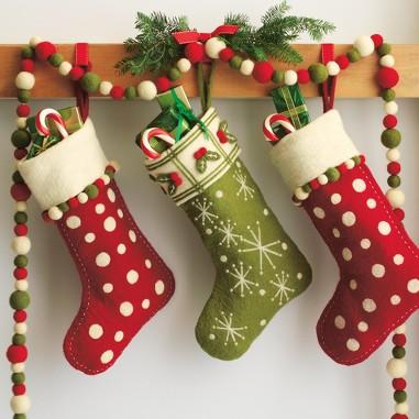 Davidson Christmas Stocking Decorating