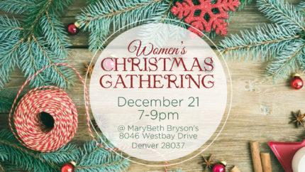 LFC-WestLake Women's Christmas Gathering